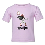 FIFA U-20 World Cup New Zealand 2015 Mascot 3 Toddler T-Shirt (Pink)