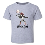 FIFA U-20 World Cup New Zealand 2015 Mascot 3 Toddler T-Shirt (Grey)