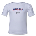 Russia 2014 FIFA World Cup Brazil(TM) Toddler Palm T-Shirt (White)