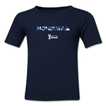 Honduras 2014 FIFA World Cup Brazil(TM) Toddler Palm T-Shirt (Navy)