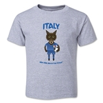 Italy 2014 FIFA World Cup Brazil(TM) Toddler Mascot T-Shirt (Grey)