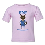Italy 2014 FIFA World Cup Brazil(TM) Toddler Mascot T-Shirt (Pink)