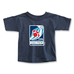 FIFA Interactive World Cup Toddler Emblem T-Shirt (Navy)