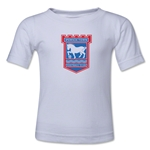 Ipswich Toddler T-Shirt (White)