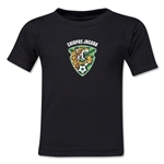 Jaguares de Chiapas Toddler T-Shirt (Black)