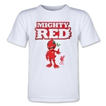 Liverpool Mascot Toddler T-Shirt (White)