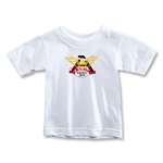 Old White Toddler's Logo T-Shirt (White)