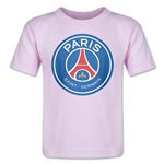 Paris Saint-Germain Toddler T-Shirt (Pink)