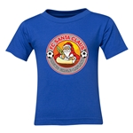 FC Santa Claus Core Toddler T-Shirt (Royal)