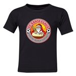 FC Santa Claus Core Toddler T-Shirt (Black)