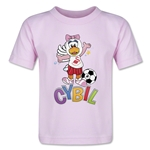 Swansea City Cybil Toddler T-Shirt (Pink)