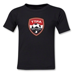 Trinidad and Tobago Toddler T-Shirt (Black)