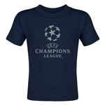 UEFA Champions League Toddler T-Shirt (Navy)