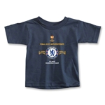 Chelsea 2013 UEL Final Toddler T-Shirt (Navy)