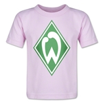 Werder Bremen Core Toddler T-Shirt (Pink)