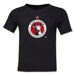 Xolos de Tijuana Toddler T-Shirt (Black)