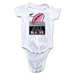 All Blacks Future AB Baby Onesie (Girls)