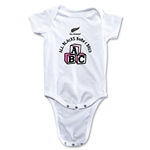 All Blacks Born & Bred Baby Onesie (Girls)
