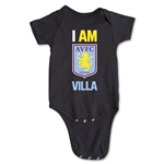 Aston Villa I Am Villa Onesie (Black)