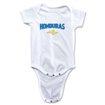 Honduras CONCACAF Gold Cup 2015 Infant Big Logo Onesie (White)