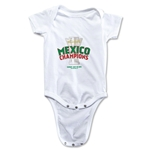 Mexico Gold Cup Celebration Onesie (White)