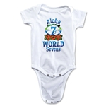 Aloha World Sevens Infant Onesie (White)