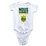 FC Nantes We Are Onesie (White)