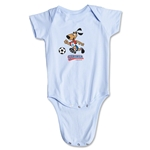 1994 FIFA World Cup Striker Mascot Onesie (Black)