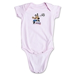 1994 FIFA World Cup Striker Mascot Onesie (Pink)