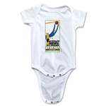 1930 FIFA World Cup Emblem Onesie (White)