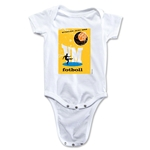 1958 FIFA World Cup Emblem Onesie (White)
