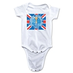 1966 FIFA World Cup Emblem Onesie (White)