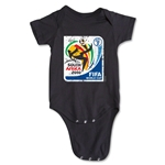 2010 FIFA World Cup Emblem Onesie (Black)