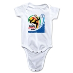 2010 FIFA World Cup Emblem Onesie (White)