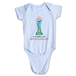 FIFA U-20 World Cup New Zealand 2015 Emblem Onesie (Sky)