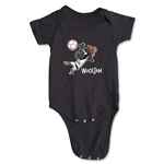 FIFA U-20 World Cup New Zealand 2015 Mascot 2 Onesie (Black)