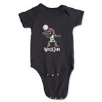 FIFA U-20 World Cup New Zealand 2015 Mascot 3 Onesie (Black)