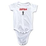 Japan 2014 FIFA World Cup Brazil(TM) Core Onesie (White)