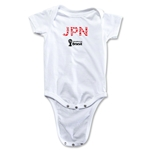 Japan 2014 FIFA World Cup Brazil(TM) Elements Onesie (White)