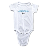 Argentina 2014 FIFA World Cup Brazil(TM) Palm Onesie (White)