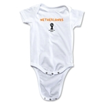 Netherlands 2014 FIFA World Cup Brazil(TM) Core Onesie (White)