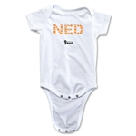 Netherlands 2014 FIFA World Cup Brazil(TM) Elements Onesie (White)