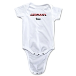 Germany 2014 FIFA World Cup Brazil(TM) Palm Onesie (White)