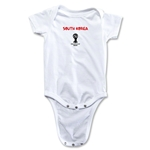 South Korea 2014 FIFA World Cup Brazil(TM) Core Onesie (White)