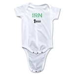Iran 2014 FIFA World Cup Brazil(TM) Elements Onesie (White)