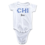 Chile 2014 FIFA World Cup Brazil(TM) Elements Onesie (White)