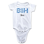 Bosnia-Herzegovina 2014 FIFA World Cup Brazil(TM) Elements Onesie (White)