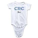 Costa Rica 2014 FIFA World Cup Brazil(TM) Elements Onesie (White)
