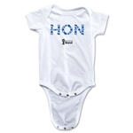 Honduras 2014 FIFA World Cup Brazil(TM) Elements Onesie (White)