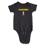 Cameroon 2014 FIFA World Cup Brazil(TM) Core Onesie (Black)